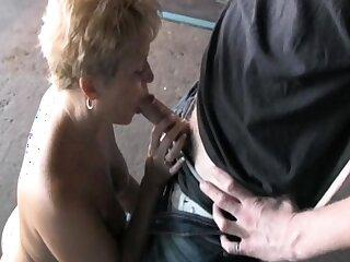 Mature array anal open-air Mature sex