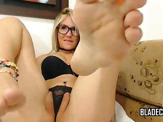 Fleshly Shemale Nerd Prostitute