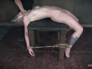 Paige Pierce choked and tortured with a bag over her head