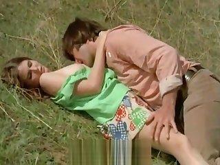 Man Tries round Seduce teen prevalent Meadow (1970s Vintage)