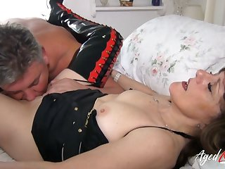 AgedLovE Hardcore Sex with Grown-up Partners