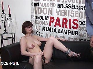 Big-Titted Amateur Sex Diabolical Hair Girl Librarian