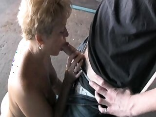 Mature array anal open-air Mature sex