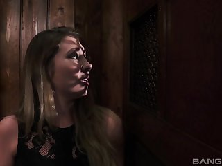 Clothed sex and a role play with camouflaged stranger is awesome be required of Lexi Lowe
