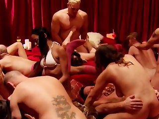 Horny swingers love prevalent fuck in invoke occasion places!